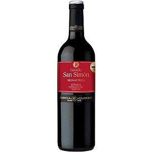 Vinho Castillo San Simon DOC - Tinto Seco - 750ml