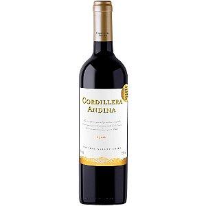 Vinho Cordillera Andina Syrah - Tinto - 750ml