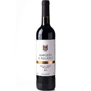 Vinho Marquês D'algares DOC - Tinto - 750ml
