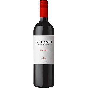 Vinho Benjamin Nieto Senetiner Malbec - Tinto - 750ml