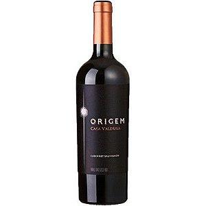 Vinho Casa Valduga Origem Cabernet Sauvignon - Tinto - 750ml
