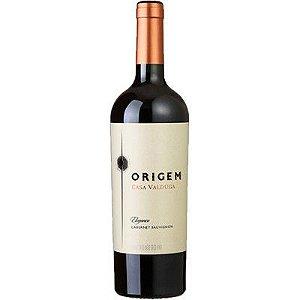 Vinho Casa Valduga Origem Elegance Cabernet Sauvignon - Tinto - 750ml