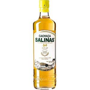 Cachaça Salinas Ipê - 700ml