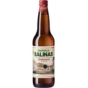 Cachaça Salinas Umburana - 600ml