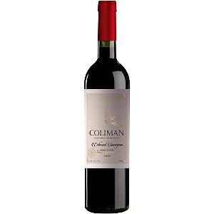 Vinho Coliman Cabernet Sauvignon - Tinto - 750ml