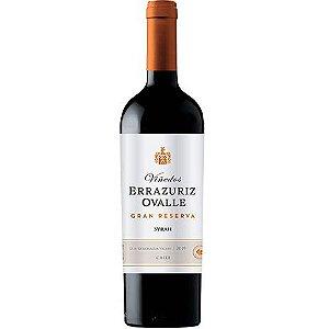 Vinho Errazuriz Ovalle Gran Reserva Syrah - Tinto Seco - 750ml