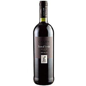 Vinho Caleo Nero D´Avola IGT Terre Siciliane - Tinto - 750ml