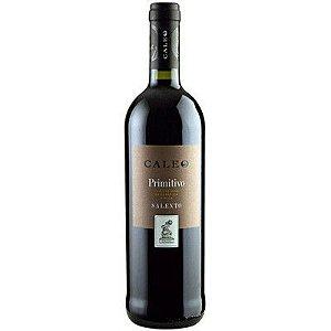 Vinho Caleo Primitivo Salento IGT - Tinto - 750ml