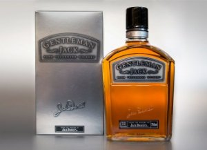 WHISKY JACK DANIELS GENTLEMAN 750 ml