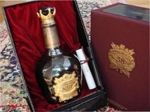 Whisky Royal Salute 38 Anos Stone of Destiny 700 ml