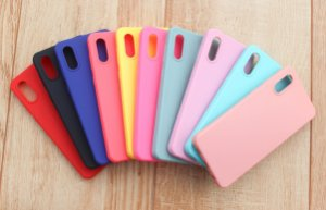 Capa Case Silicone Para Novo Samsung Galaxy A02