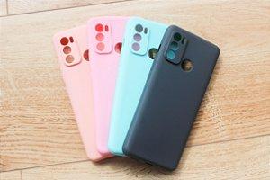 Capa Case Silicone Para Novo Motorola Moto G60