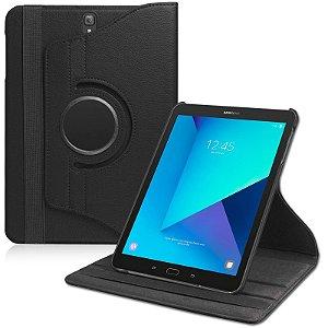 Capa Case Giratoria para Novo Galaxy Tab S3 9.7 T820 T825