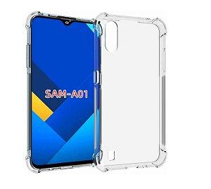 Capa Antishock E Impacto Para Novo Samsung Galaxy A01