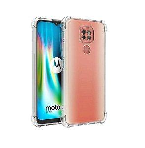 Capa Antishock e Impacto para Motorola Moto G9 Play