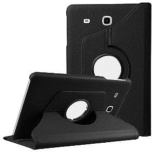 Capa Case Couro Giratoria Samsung Galaxy Tab E 9.6 T560 T561