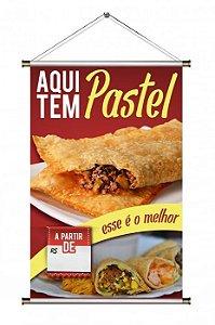 Banner de Pastel - 60x90cm