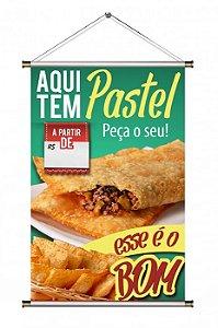 Banner de Pastel - Modelo 2 - 60x90cm
