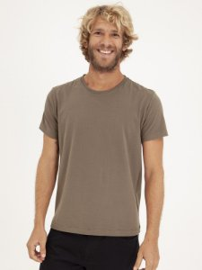 T-shirt Minimal Old Green