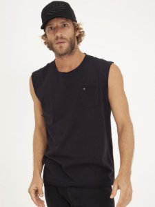 T-shirt Sleeveless Preto