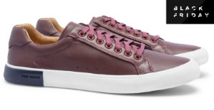 Tenis Legend Bordo Marinho