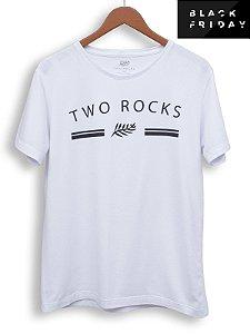 T-shirt Line Branco