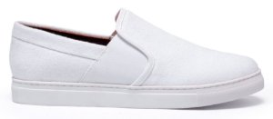 Tenis Slip On Branco