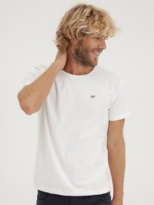 T-shirt Leaf Off White