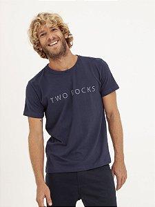 T-shirt TR Marinho