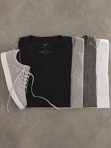 """Kit """"4 T-Shirt + Soho"""""""
