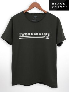 T-shirt Life Militar
