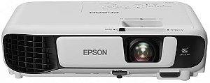PROJETOR EPSON POWERLITE S41+ , SVGA 800X600 HDMI NACIONAL