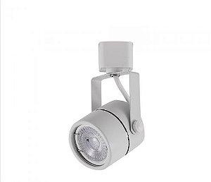 Spot para Trilho Classic MR16 Branco MB LED