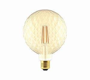 Lâmpada De Filamento de Led Ballon 4W