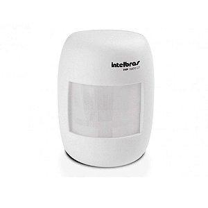 Sensor Infravermelho passivo com fio Intelbras Ivp3000 CF cobertura com Ângulo de 115