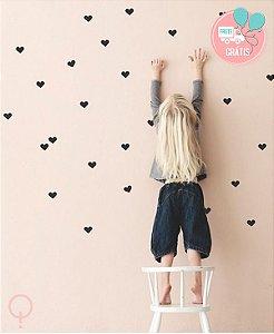 Adesivos de Parede Coração