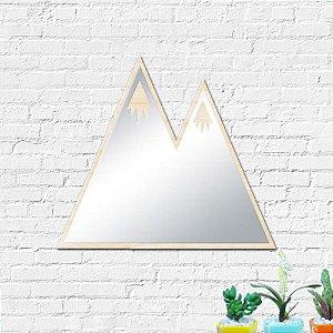 Espelho Decorativo Montanha Decoração