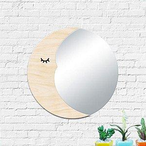 Espelho Decorativo Lua Decoração