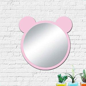 Espelho Decorativo Urso Decoração