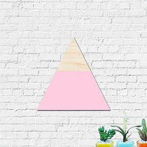 Gancho Pendurador Decoração Infantil Triângulo