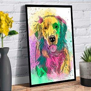 Placa Decorativa Decoração Casa Cachorro