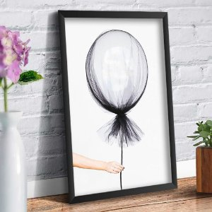 Quadro Decorativo Decoração Balão
