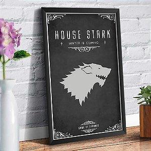 Quadro Decorativo Decoração Game of Thrones