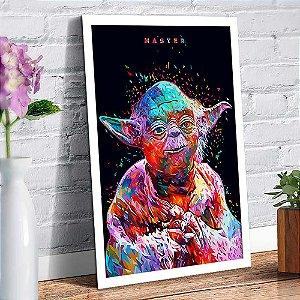 Quadro Decorativo Decoração Star Wars