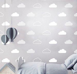 Adesivos de Parede Nuvens