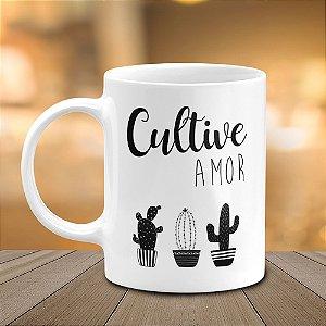 Caneca Cultive Amor
