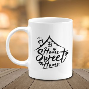 Caneca Carpe Home Sweet Home