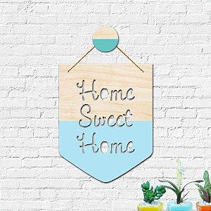 Flâmula Decoração Home Sweet Home