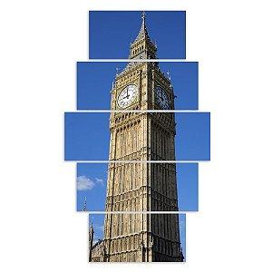 Conjunto Quadros Decorativos Big Ben