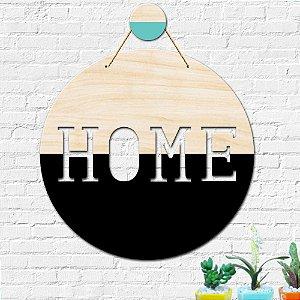 Flâmula Redonda Home + Ganchinho Brinde
